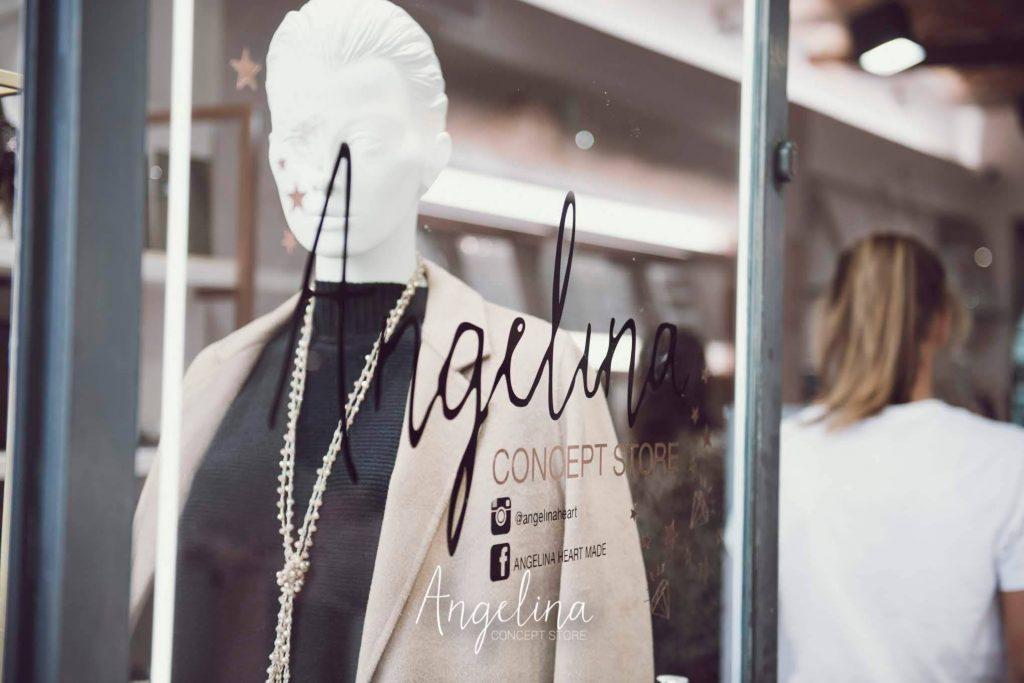 """Abbigliamento """"Angelina Concept Store"""""""
