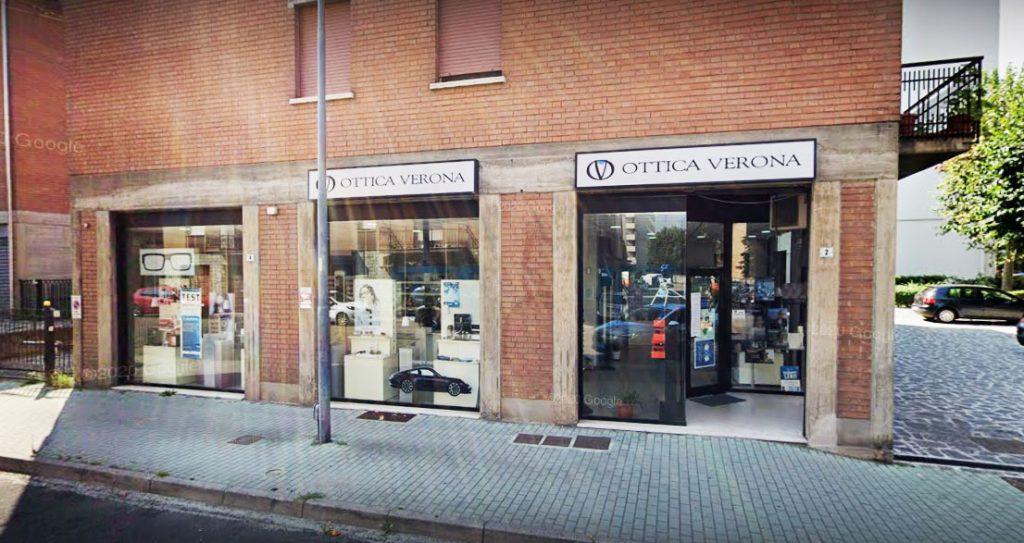 """""""Ottica Verona"""" occhiali e lenti a contatto"""